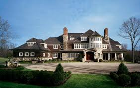 shingle style home westport ct robert cardello architects