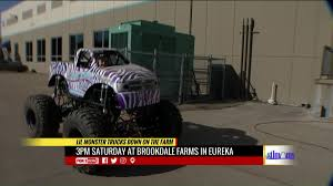 monster truck show missouri lil u0027 monster trucks down on the farm fox2now com