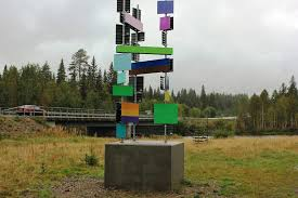 The Seven Rivers Art Route, Overview, <b>Exhibitions</b>, art, Umeå