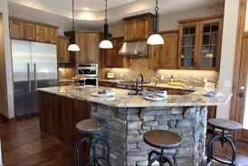 kitchen island panels in traditional kitchen ideas home interior