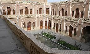 تصویر  دانلود مقاله خانه های سنتی ایران