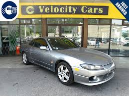 nissan canada trade in 2000 nissan silvia s15 spec r turbo 119k u0027s for sale in vancouver