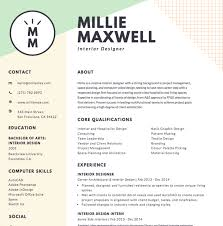 Create My Resume Online For Free by Free Online Resume Maker Canva