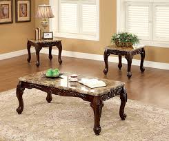 Dining Table Set Traditional Amazon Com Furniture Of America Beltran 3 Piece Traditional Faux