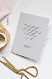 folded invitation folded wedding invitations pipkin paper company