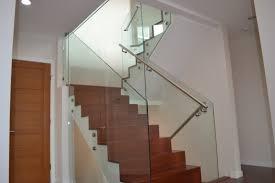 Interior Frameless Glass Door by Interior Frameless Glass Railings Standoffs Kristy Glass