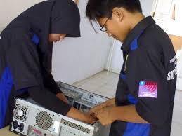 Materi Produktif TKJ untuk SMK Semester 1 dan 2