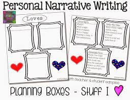 Personal Narrative Lesson Plans Middle School        ideas about     iGCSE English Paper   Narrative Writing by sarahjcorrigan   Teaching Resources   TES