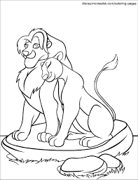 100 lion king coloring pages online lion king online coloring
