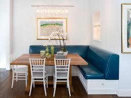 12 ways to make a banquette work in your kitchen hgtv u0027s