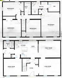 Single Story Open Concept Floor Plans Best 25 Square House Plans Ideas On Pinterest Square House