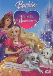 Barbie y el castillo de diamantes (2008) [Latino]