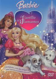 Barbie y el castillo de diamantes (2008) [Latino]