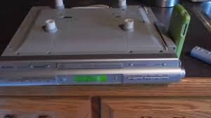 sony under cabinet radio youtube