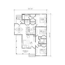 warren i folk victorian floor plan tightlines designs