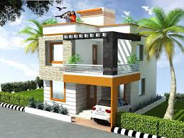 bedroom duplex house elevation design latest home designs house