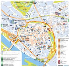 G Map Arnhem Tourist Map