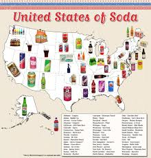 United States Map Delaware by The United States Of Soda Foodiggity