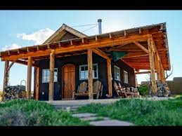 Cabin Design Ideas 468 Sq Ft Off Grid Tiny Cabin In Colorado Small House Design