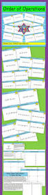 4th Grade Order Of Operations Worksheets 56 Best Pemdas Images On Pinterest Teaching Math Order Of