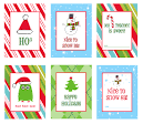 Christmas Gift Tags & Labels {Free Printables} | Living Locurto ...