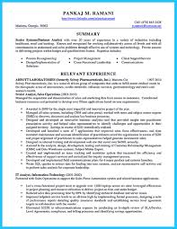Best Secrets about Creating Effective Business Systems Analyst Resume  Image NameBest Secrets about Creating Effective How to Write a Resume in Simple Steps
