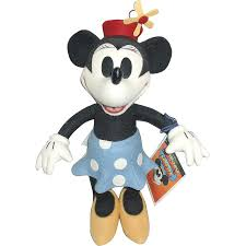 Minnie Mouse Toy Box R John Wright Le 500 Minnie Mouse Doll Disney Original Box From