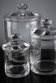 adorable glass kitchen canisters the new way home decor