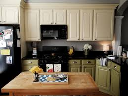 Rustoleum Kitchen Cabinet Paint Glamorous 20 Painted Wood Kitchen Ideas Inspiration Design Of