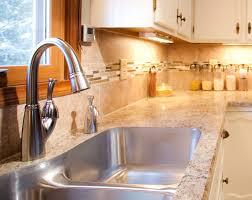 Aluminum Kitchen Backsplash 100 Best Material For Kitchen Backsplash Backsplashes