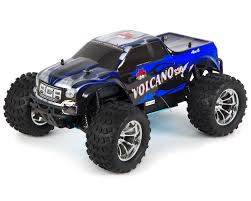 racing monster trucks volcano s30 1 10 rtr 4wd nitro monster truck by redcat racing