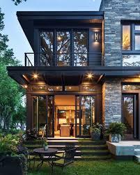 The  Best Modern Brick House Ideas On Pinterest Modern - Modern style homes design