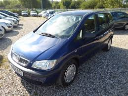 used vauxhall zafira life 2004 cars for sale motors co uk