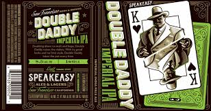 Speakeasy Double Daddy Imperial IPA   BeerPulse