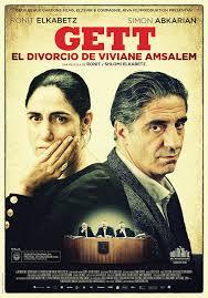 Gett: El divorcio de Viviane Amsalem