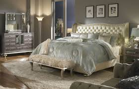 White Bedroom Collections White Bedroom With Dark 2017 Mirrored Headboard Set Picture Glass