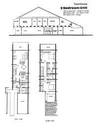 Condominium Floor Plans Floor Plans Seawinds Condos Of St Augustine