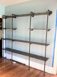 Simple Wall Shelves Design Wall Shelves Design Adjustable Wall Mounted Shelving For Garage