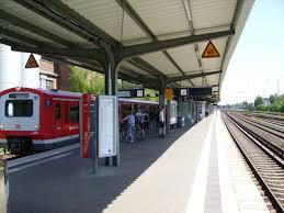 Eidelstedt station