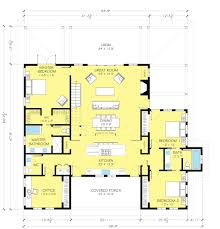 Nick Lee Architecture by Farmhouse Style House Plan 3 Beds 2 50 Baths 2720 Sq Ft Plan 888 13