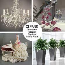 amazon com brilliante crystal chandelier cleaner 1 gallon refill