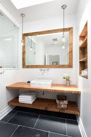 Bathroom Vanity Designs by Best 25 Reclaimed Wood Bathroom Vanity Ideas On Pinterest