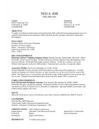 Sample Resume For Overnight Stocker by Overnight Freight Objective Interview Articles View All