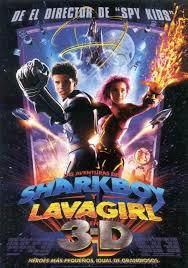 Las aventuras de Sharkboy y Lavagirl  (2005)