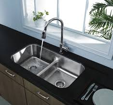 sink u0026 faucet awesome black stainless kitchen faucet vigo single