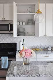 best 25 grey granite countertops ideas on pinterest kitchen our best renovation decisions part i arabesque tile backsplashhouse renovationskitchen