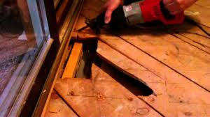 repair spongy sub floor before you install wood floor youtube