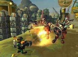 Ratchet e Clank Going Commando Torrent PS2 2003