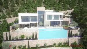 Villa Modern by Super Luxury U0026 Modern Villa In Andratx Mallorca Youtube