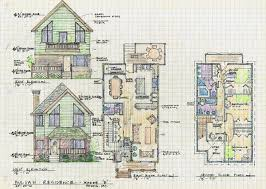 Chicago Bungalow Floor Plans Renovation And Addition Of The Single Family House